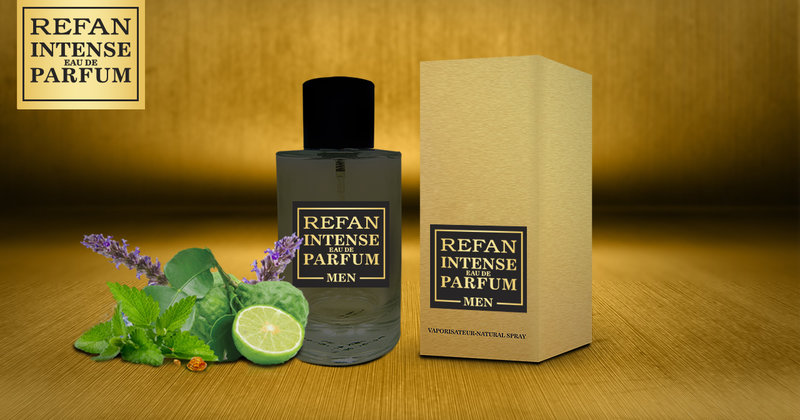 REFAN INTENSE eau de PARFUM MEN 420