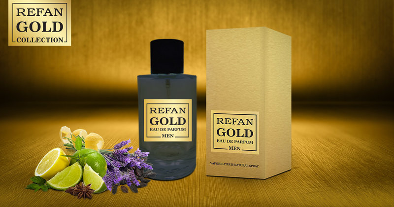 EAU DE PERFUM REFAN  GOLD  MEN  251