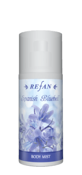 Spanish bluebell Body mist