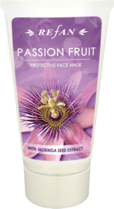 Passion fruit Protective face mask