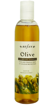 Olive Series Champú  anti-edad