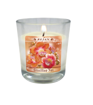 Candles Soy candles Brazilian Nut