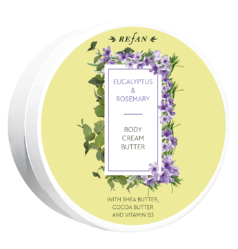Eucalyptus&Rosemary BODY CREAM BUTTER