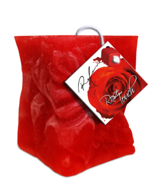 Rose Touch vela perfumada