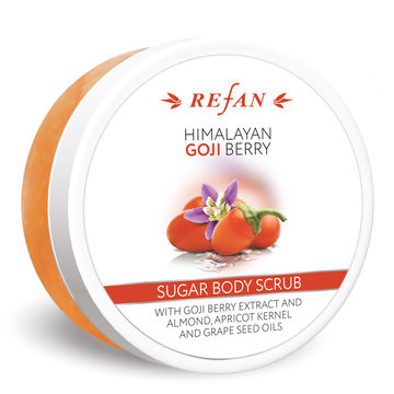 HIMALAYAN GOJI BERRY SUGAR BODY SCRUB