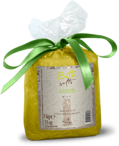 Bath salts Lemon- 1 kg