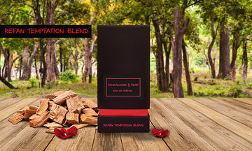 REFAN TEMPTATION BLEND SANDALWOOD & ROSE