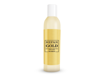 FIRMING PERFUMED BODY LOTION REFAN GOLD WOMEN 187