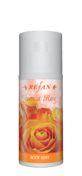 Valencia rose Body mist