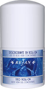 Aloe vera gel concentrado Desodorante en Roll-on