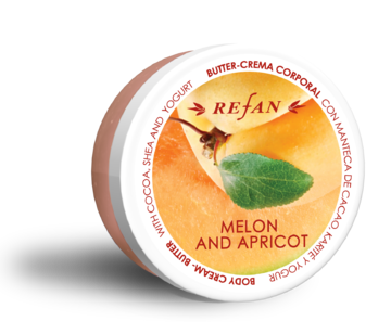 Melon and apricot Cremă de corp