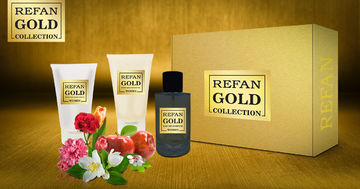 SET REFAN GOLD COLLECTION WOMEN 155