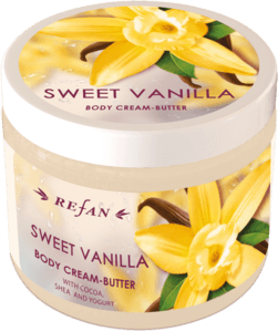 Sweet Vanilla Body cream butter Sweet Vanilla