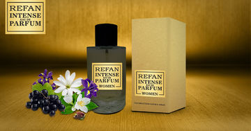 REFAN INTENSE eau de PARFUM For WOMEN REFAN INTENSE eau de PARFUM WOMEN 350