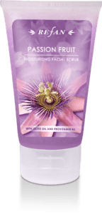 Passion fruit Moisturizing facial scrub