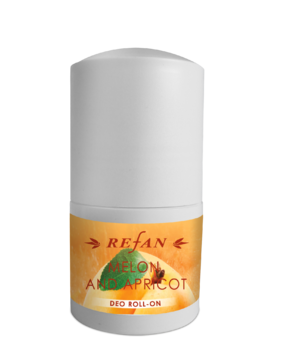 MELON AND APRICOT DEO ROLL-ON