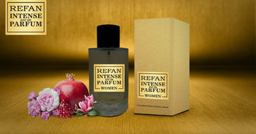 REFAN INTENSE eau de PARFUM For WOMEN REFAN INTENSE eau de PARFUM  WOMEN 136