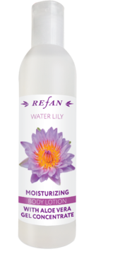 SERIA WATER LILY MOISTURIZING BODY LOTION