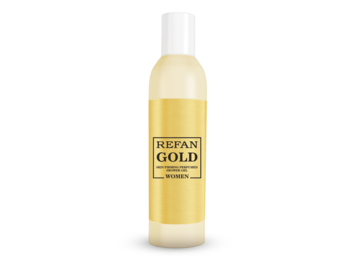 FIRMING PERFUMED SHOWER GEL REFAN GOLD WOMEN 192