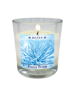 Velas Velas de Natal Frozen Dream