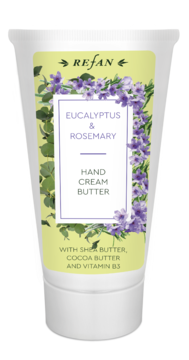 Eucalyptus&Rosemary HAND CREAM BUTTER
