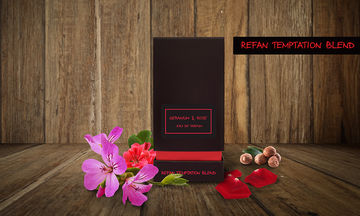 REFAN TEMPTATION BLEND GERANIUM & ROSE