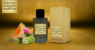 REFAN INTENSE eau de PARFUM For WOMEN REFAN INTENSE eau de PARFUM WOMEN  126