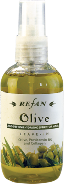 Olive Conditioning hair spray