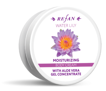 SERIA WATER LILY MOISTURIZING  BODY CREAM