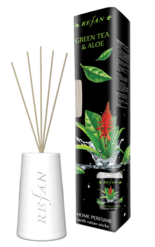 Green tea and aloe Home perfume