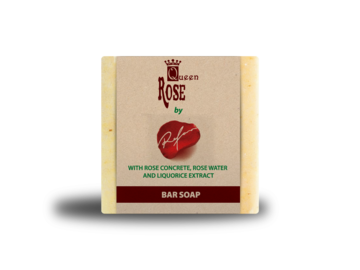Queen Rose Bar soap 120 g