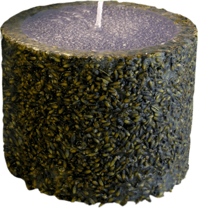 Candles Aromatherapy candles Lavender