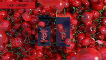 LIMITED BLEND eau de parfum LAST CHERRY by REFAN