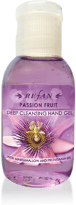 Passion fruit Gel de limpeza profunda