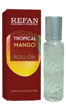 Alcohol free perfume Tropical Mango