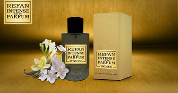 REFAN INTENSE eau de PARFUM For WOMEN REFAN INTENSE eau de PARFUM WOMEN 187