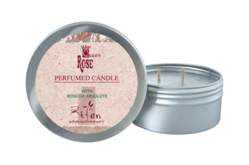 Reine Rose Perfumed candle