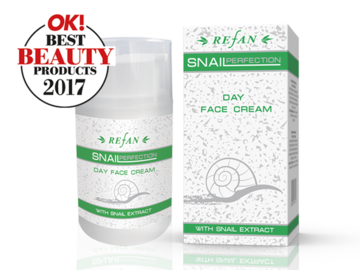 Day face cream  SNAIL PERFECTION REFAN