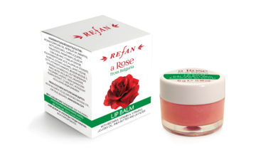 LIP BALM A ROSE FROM BULGARIA REFAN