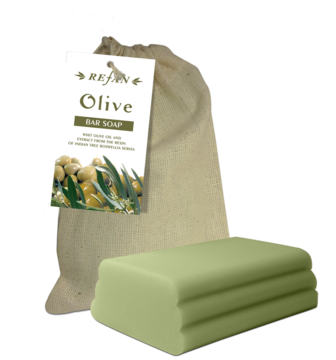 Seria Oliwka Bar soap olive
