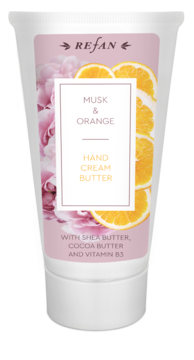 BUTTER-KREMA ZA RUKE Musk & Orange