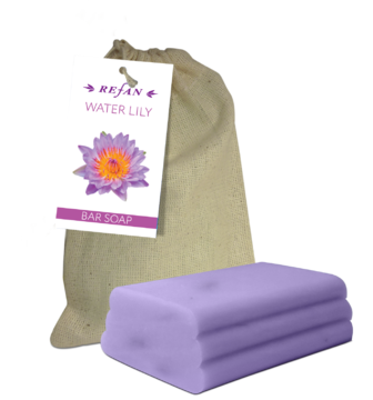 SERIA WATER LILY BAR SOAP