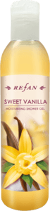 Sweet Vanilla Moisturizing shower gel