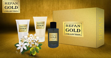 SET REFAN GOLD COLLECTION WOMEN 192