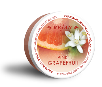 Pink Grapefruit Sugar body scrub