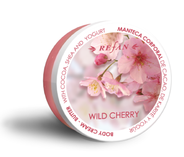 Wild Cherry Body butter cream