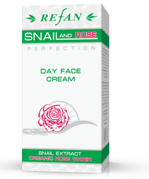 Day Face Cream SNAIL AND ROSE PERFECTION