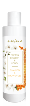 SHAMPOO AND SHOWER-GEL Cotton Blossom&Honey
