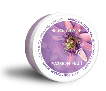 Passion fruit Body butter cream