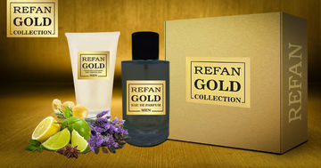 SET REFAN GOLD COLLECTION MEN 251